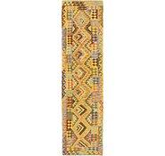 Link to 80cm x 300cm Kilim Maymana Runner Rug
