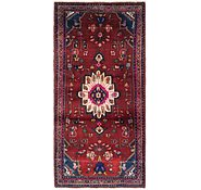 Link to 3' 2 x 7' Hamedan Persian Runner Rug