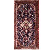 Link to 107cm x 218cm Hamedan Persian Runner Rug