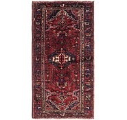 Link to 3' 6 x 6' 8 Hossainabad Persian Rug
