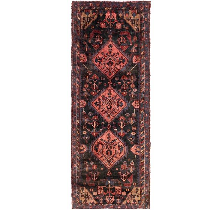 3' 7 x 9' 5 Sirjan Persian Runner Rug