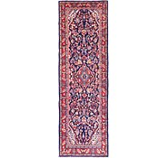 Link to 112cm x 335cm Farahan Persian Runner Rug