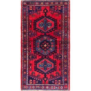 3' 8 x 6' 9 Viss Persian Rug