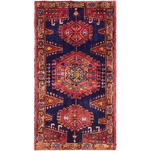 3' 8 x 6' 6 Viss Persian Rug