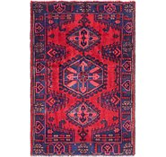 Link to 3' 7 x 5' Viss Persian Rug