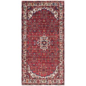 Link to 102cm x 203cm Hossainabad Persian Run... item page