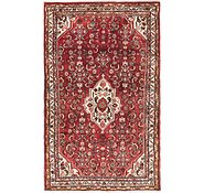 Link to 3' 8 x 6' Hossainabad Persian Rug