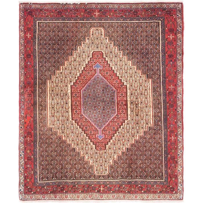 4' x 4' 8 Sanandaj Persian Square...