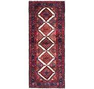 Link to 2' 8 x 6' 5 Chenar Persian Runner Rug