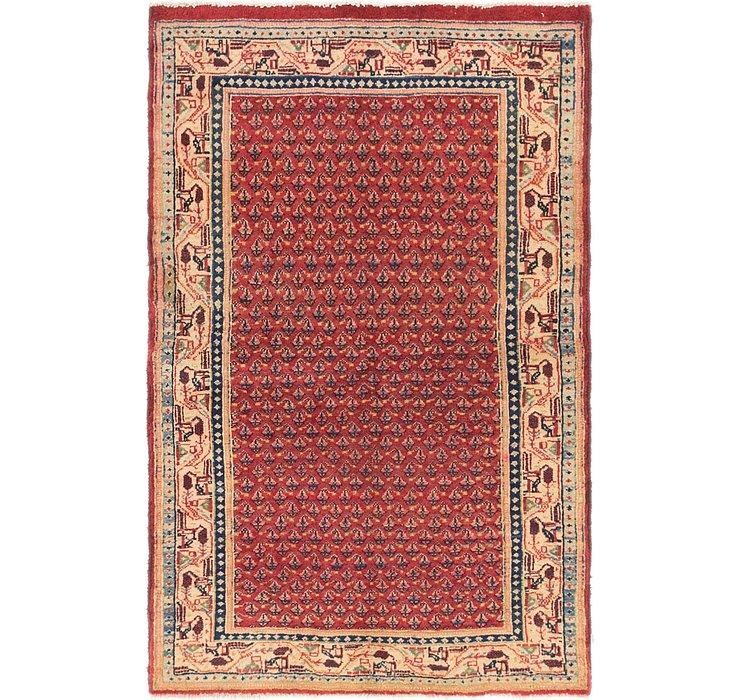 102cm x 160cm Botemir Persian Rug