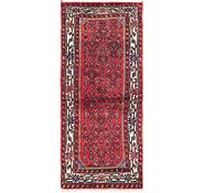 Link to 2' 7 x 5' 10 Hossainabad Persian Rug
