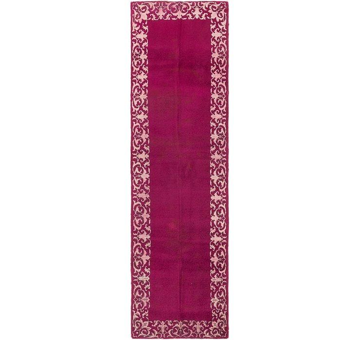 3' 3 x 11' 2 Tabriz Persian Runner Rug