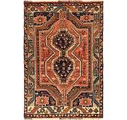 Link to 3' 9 x 5' 8 Ghashghaei Persian Rug