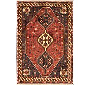 Link to 4' x 6' Ghashghaei Persian Rug