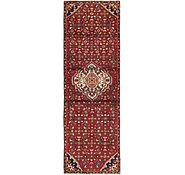 Link to 3' x 9' Hossainabad Persian Runner Rug