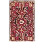 Link to 3' x 4' 8 Hamedan Persian Rug
