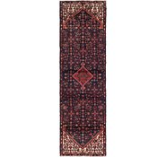 Link to 2' 10 x 9' 8 Hossainabad Persian Runner Rug