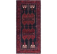 Link to 4' 4 x 9' 9 Sirjan Persian Runner Rug