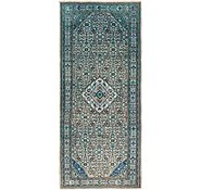 Link to 4' 10 x 11' 6 Hossainabad Persian Runner Rug