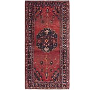 Link to 4' 5 x 9' Shiraz Persian Runner Rug