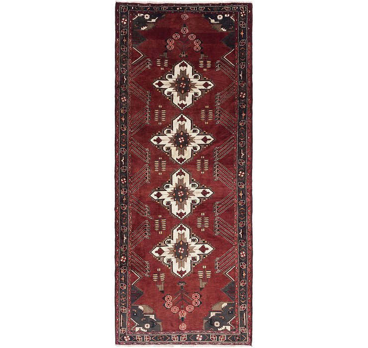 5' 4 x 13' 4 Saveh Persian Runner Rug