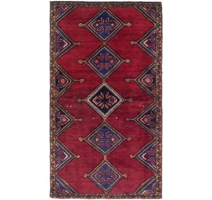 3' 8 x 6' 7 Chenar Persian Rug