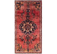 Link to 3' 9 x 7' 8 Shiraz Persian Runner Rug