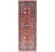 Link to 112cm x 325cm Mahal Persian Runner Rug