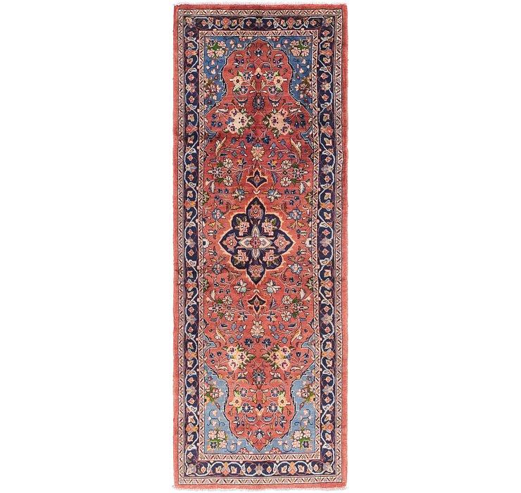 3' 8 x 10' 8 Mahal Persian Runner Rug