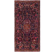 Link to 3' 8 x 7' 7 Nahavand Persian Runner Rug