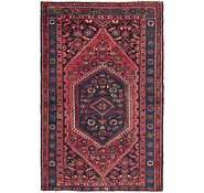 Link to 4' 3 x 6' 9 Zanjan Persian Rug