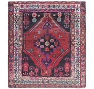 Link to 5' x 5' 7 Koliaei Persian Square Rug