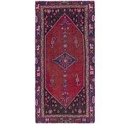 Link to 4' 3 x 8' 8 Zanjan Persian Runner Rug