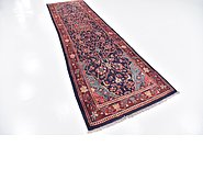 Link to 3' 6 x 12' 6 Mahal Persian Runner Rug