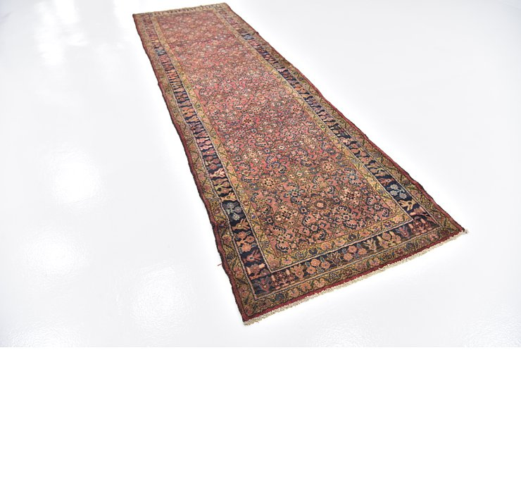 107cm x 360cm Malayer Persian Runner ...