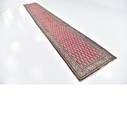 Link to 3' 3 x 21' Tabriz Persian Runner Rug