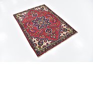 Link to 3' 6 x 4' 10 Tabriz Persian Rug