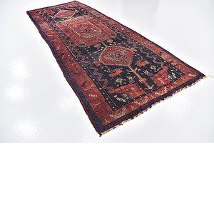 5' 2 x 13' 6 Sirjan Persian Runner Rug
