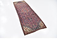 Link to 2' 10 x 8' 2 Hossainabad Persian Runner Rug