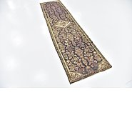 Link to 2' 4 x 8' 10 Hossainabad Persian Runner Rug