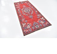 Link to 3' 6 x 8' Mahal Persian Runner Rug