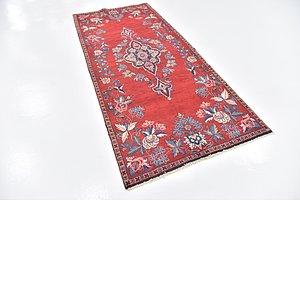 3' 6 x 8' Mahal Persian Runner Rug