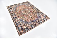 Link to 4' 5 x 6' 5 Borchelu Persian Rug