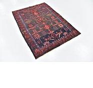 Link to 3' 8 x 5' 3 Hamedan Persian Rug