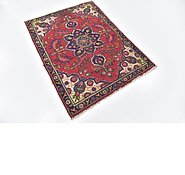 Link to 3' 5 x 4' 9 Tabriz Persian Rug