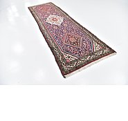 Link to 4' x 13' 8 Hamedan Persian Runner Rug
