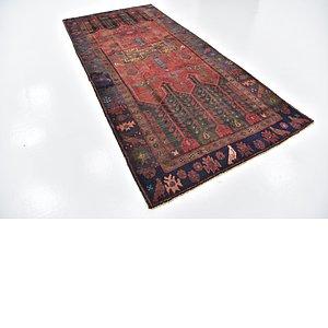 4' 10 x 10' 6 Sirjan Persian Runner Rug