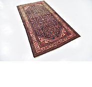Link to 3' 9 x 7' Hossainabad Persian Rug