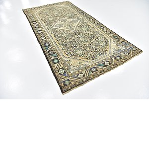 Link to 160cm x 310cm Hossainabad Persian Rug item page