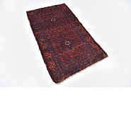 Link to 2' 8 x 4' 10 Hamedan Persian Rug